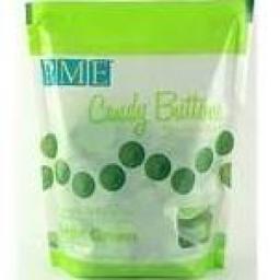 PME Light Green Candy Melt Buttons 340 g