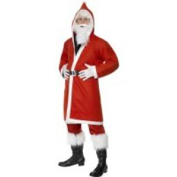 Father Christmas Gown Beard & Belt