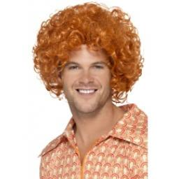 Curly Afro Wig Ginger