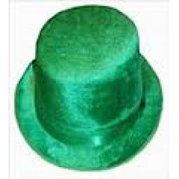 Irish St Patricks Top Hat