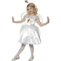 Angel Fairy Dress Wings and Halo