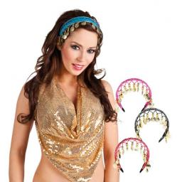 Headband Belly Dance 4 colours ass