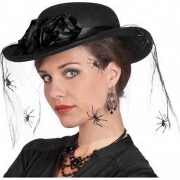 Spider Widow Hat
