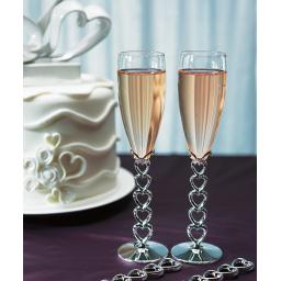 Wedding Toasting Glass Flutes