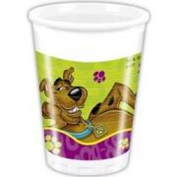 Scooby-Doo 8 Plastic Cup 200ml