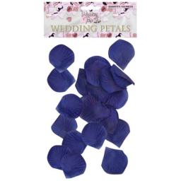 Wedding Petals Royal Blue 150pcs