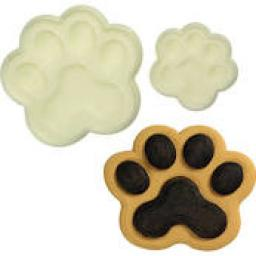 Jem Pop It Mould - Paws - Set of 2