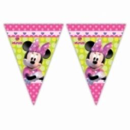 Minnie Mouse Plastic Flag Banner 2.3m