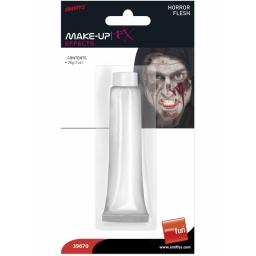 Horror Flesh Tube White Face Paint 28ml