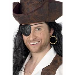 Pirate Set Eyepatch & Earring