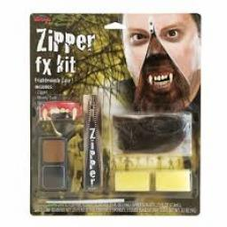FunWorld® Zipper Face