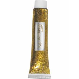 Glitter Gel Gold 20ml Tube
