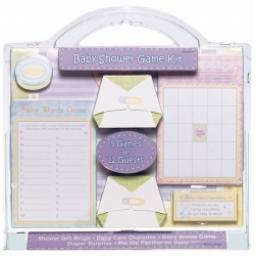 Baby Shower Game Kit 5 games for 12 guests