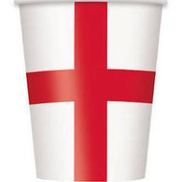 St George Paper Party Cups 8x270ml