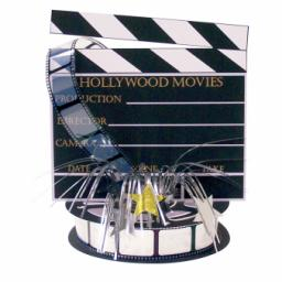 Hollywood Foil Spray Centrepiece