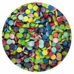 Sugar Confetti Rainbow Mix 70g