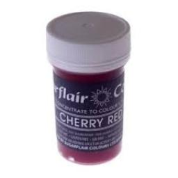 Sugarflair Pastel Cherry Red 25g Food Colour