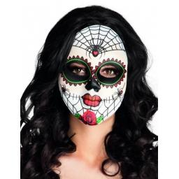 Mrs Day Of The Dead Mask