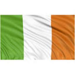 Large Irish Flag
