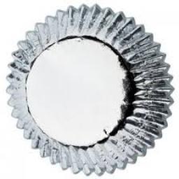 Silver Foil Baking Cases 30pcs