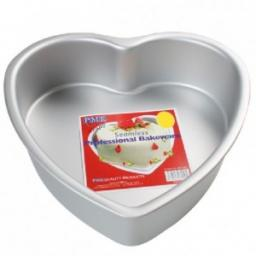 PME Heart Cake Pan 8x3 inches