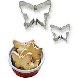 PME Metal Cutters Set of 2 Butterfly