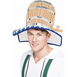 Octoberfest Beer Barrel Hat