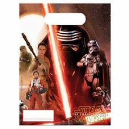 Star Wars 6 Party Bags