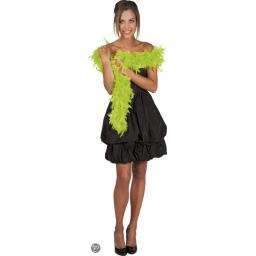 Green Feather Boa 50g