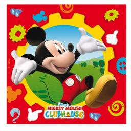 20 Mickey Mouse Clubhouse Luncheon Napkins