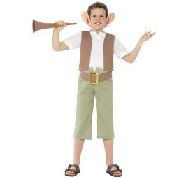 Roald Dahl BFG Top Trousers Horn Ears