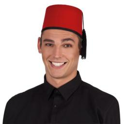 Red Hat Fez Fadime