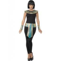 Egyptian Kit Gold with Collar Cuffs Belt