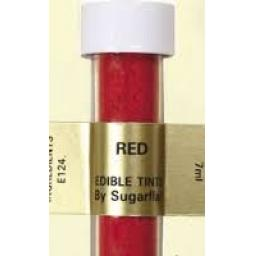 Sugarflair Blossom Tint Red 7ml