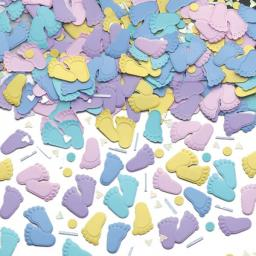 Baby Shower Emb. Confetti 14g
