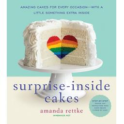 Surprise Inside Cakes Amanda Rettke