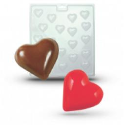 PME Chocholate/Candy Moulds Hearts