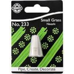 Jem Small Grass Nozzle No.233
