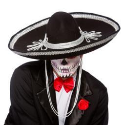Black Sombrero Hat