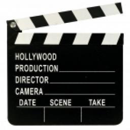 Directors Clapboard