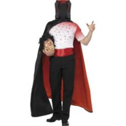 Headless Man Costume Large- Chest 42-44 inches