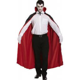 Reversible Cape Adults Costume Red/Black