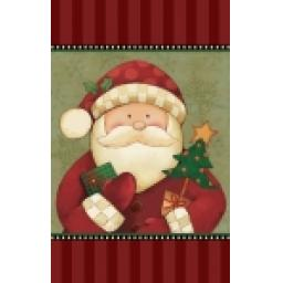 Cozy Santa Tablecover 54x102in
