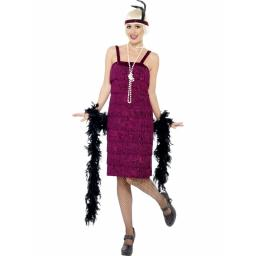 Jazz Flapper Dress Small