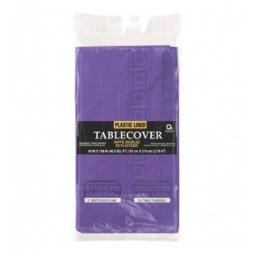 Royal Purple 3-Ply Paper Tablecover 1.37m x 2.74m