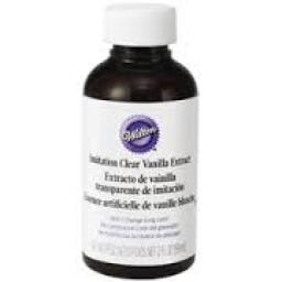 Wilton Clear Vanilla Extract 59ml