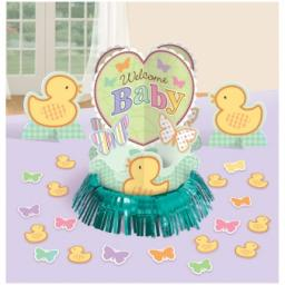 Baby Shower Table Deco Kit Tiny Bundle