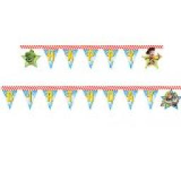 Toy Story Bday Paper Letter Banner 2.12M