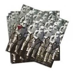 Star Wars Paper Napkins 20ct 2ply 33x33 cm