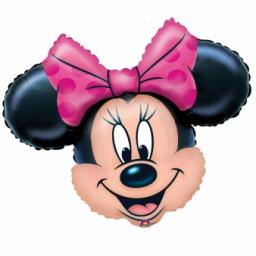 Minnie Mouse SuperShape Foil Balloon 23x28 inch